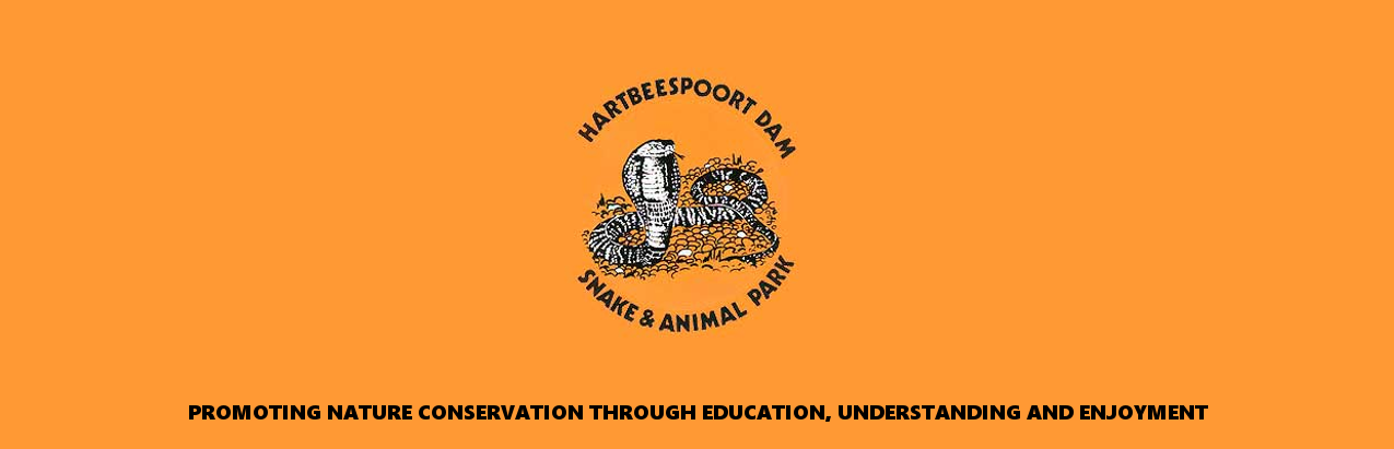 Hartbeespoort Dam Snake and Animal Park Banner